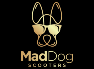 Mad Dog Scooters Logo