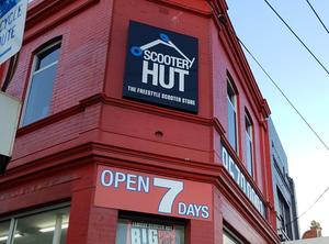Scooter Hut Melbourne